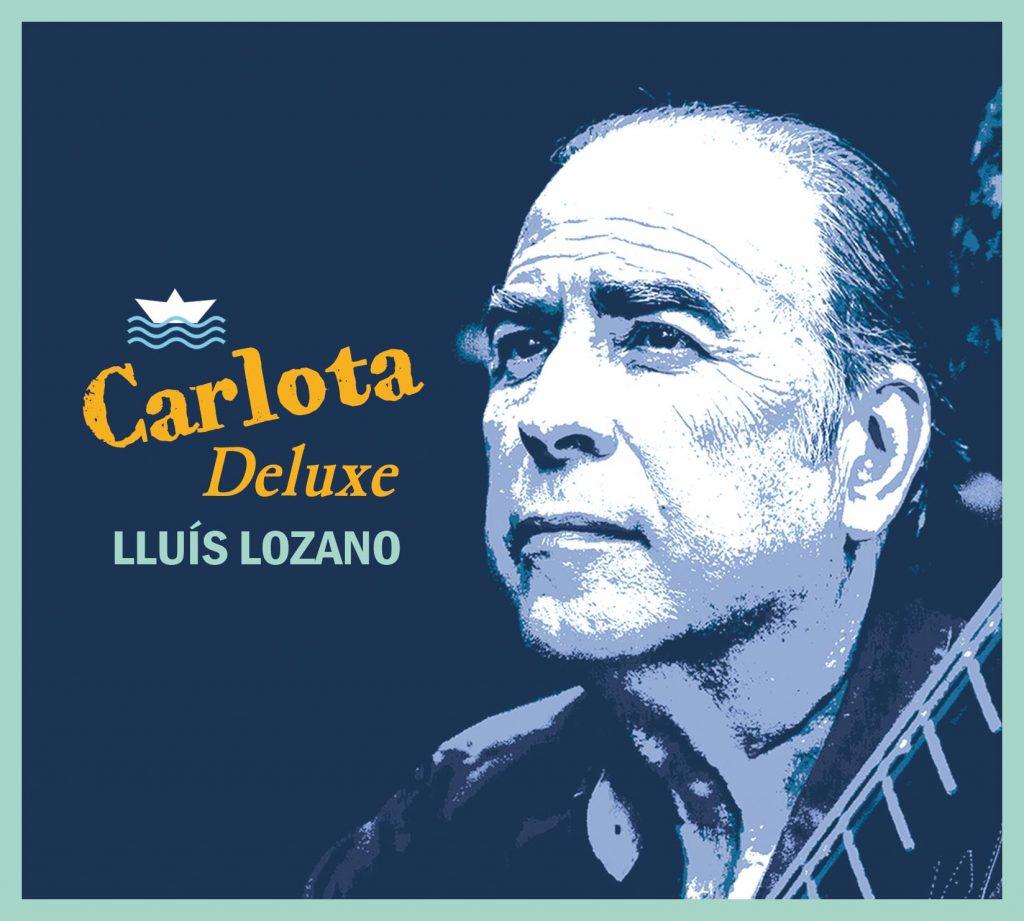 Portada CD Carlota Deluxe
